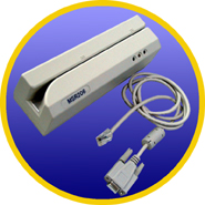 Unitech MSR206 Magnetic Stripe Encoder