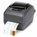 Zebra GX430t Direct Thermal-Thermal Transfer Printer