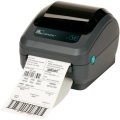 Zebra GK420t Direct Thermal-Thermal Transfer Printer