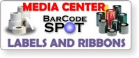 BarcodeSpot Media Center - Thermal Transfer & Direct Thermal Labels, Thermal Ribbons